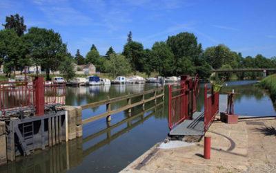 Avis à la Batellerie – Rivière La Sarthe