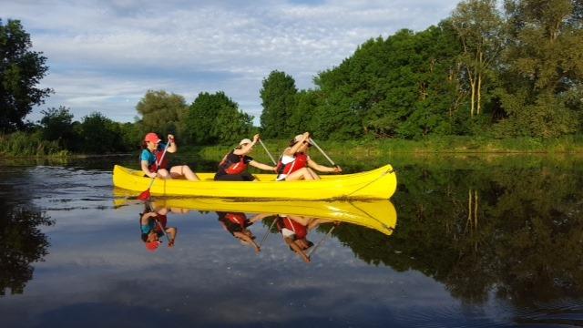 Amusez-vous ! Faites du Canoë Kayak !